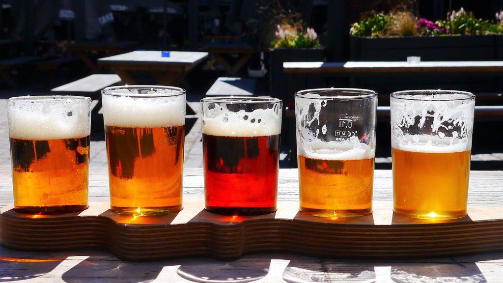 Glyphosat in Bier
