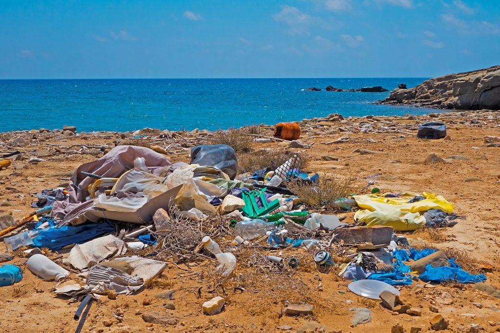 Müll Plastik