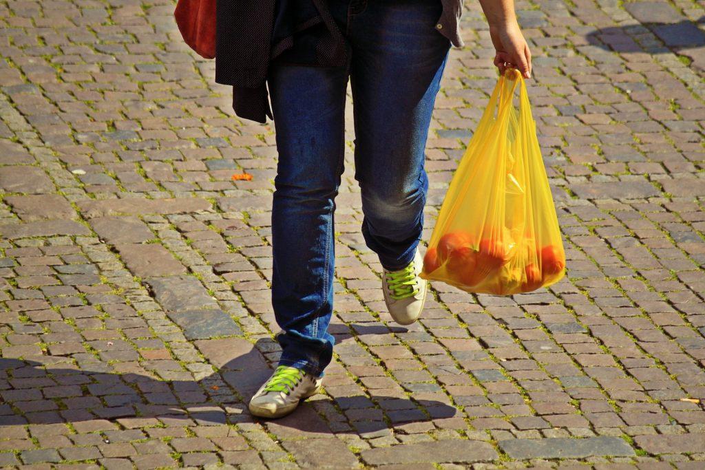 Plastiksackerlverbot ab 2020